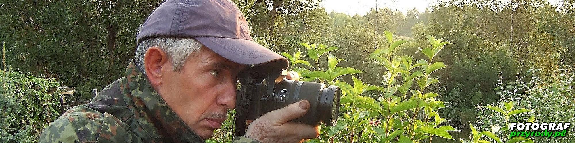 fotograf przyrody
